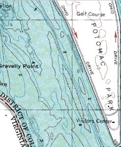USGS Potomac Park